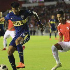 Independiente con gol de Benitez vencio a Boca