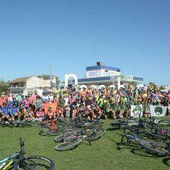 Cicloturismo Solidario: unas 160 bicicletas participaron en la Rodada por Vitto