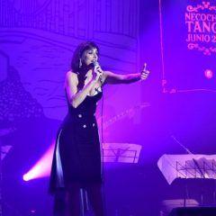 Cecilia Milone puso de pie al Teatro Paris en la segunda gala de la Ruta del Tango