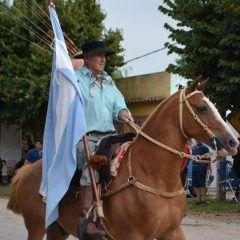 Ramon Santamarina vivio su fiesta del girasol